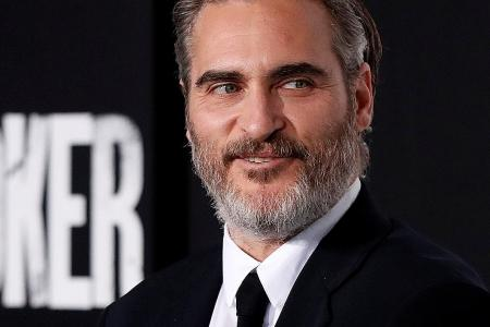 Joaquin Phoenix: Joker script 'like nothing I've ever read'