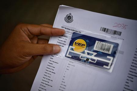 No VEP checks at Johor checkpoints: Malaysia