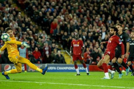 Salah bags Liverpool's winner in seven-goal thriller