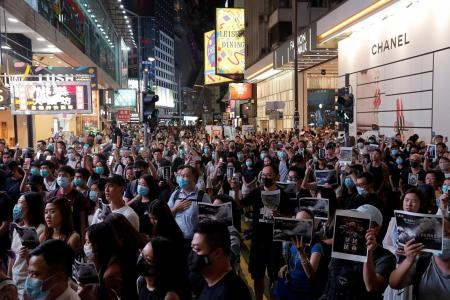 Deposits worth $5.5b may have left HK for Singapore as protests rage