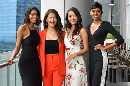 Miss Universe Singapore 2018 finalist joins pageant again this year