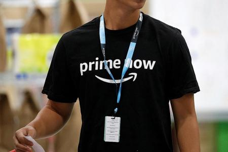 Amazon launches first S-E Asian store in Singapore