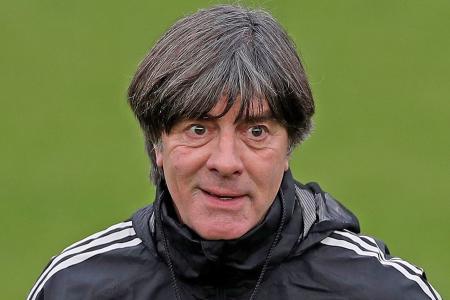 Joachim Loew's injury-hit Germany to field debutants against Argentina