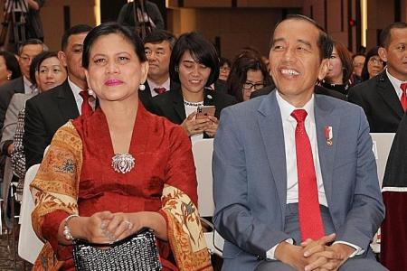 Son of Indonesian President Joko Widodo graduates from SUSS