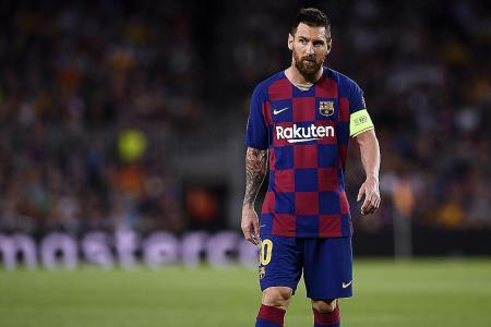 Lionel Messi considered leaving Barcelona during tax probe