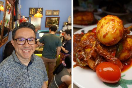 Makansutra: Big flavours at tiny Peranakan cafe Rumah Baba Fred