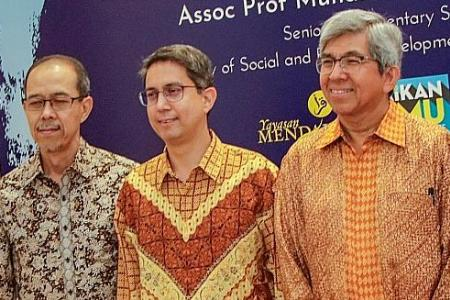 Malay community 'can't afford' class divide: Yaacob