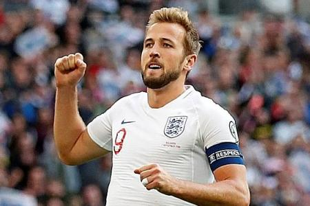 No lack of bite up front for Three Lions