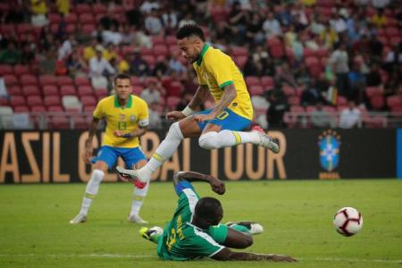 Casemiro wants a better showing from Selecao