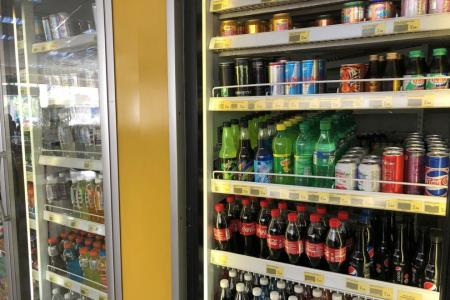 Singapore bans ads for high sugar drinks
