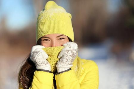 Keeping your skin happy in the cold
