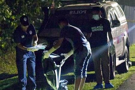 Singaporean allegedly killed wife and stepson, cuts off head and hands