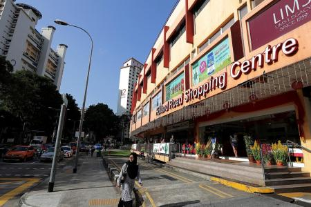 Freehold Holland Road shopping centre carpark up for sale