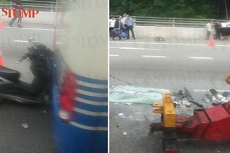 20 taken to hospital after BKE accident