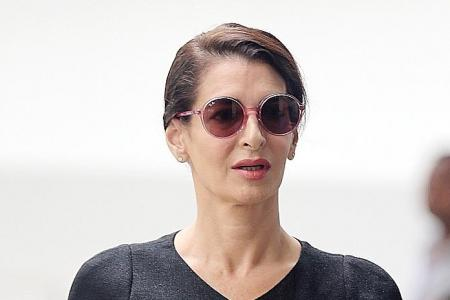 Clooney's sister-in-law jailed for repeated drink-driving