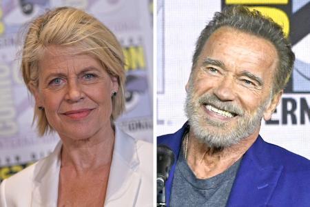 Legends reunite in latest Terminator