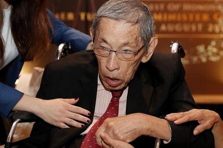 Chiam See Tong steps down as leader of SPP