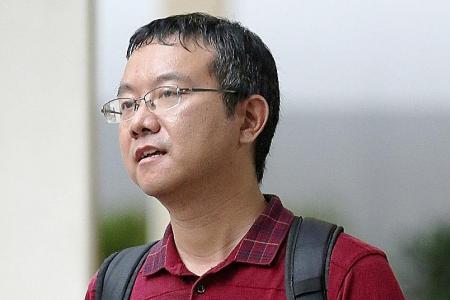 Ex-NUS lecturer jailed 14 weeks for rubbing against undergrad on bus
