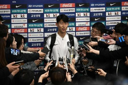 Son Heung Min: Huge achievement to be uninjured after N. Korea game
