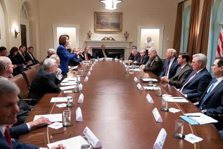 Trump Twitter photo attack backfires as Pelosi owns it