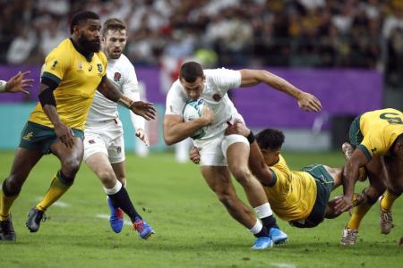 May Day as England crush Wallabies to reach semis