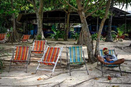 Hotels in Phuket struggle to stay afloat