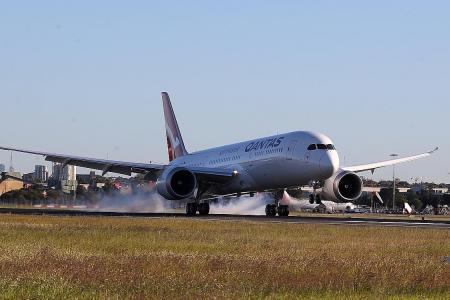 Qantas completes non-stop 19-hour New York to Sydney flight