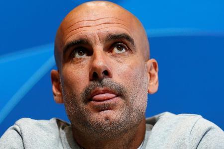 Pep Guardiola: Man City still not good enough to win Champions League