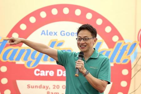 More care for seniors with Alexandra Hospital's upcoming clinic