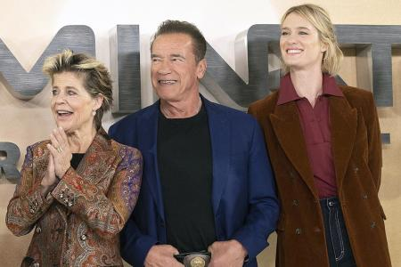 Mackenzie Davis a towering female presence in Terminator: Dark Fate