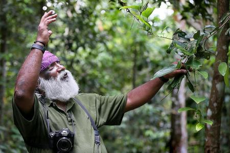 Veteran nature guide, conservationist Subaraj Rajathurai dies aged 56