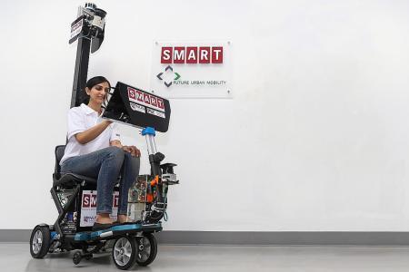 Autonomous scooter ready to go on market