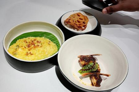 South Indian cuisine gets fine dining treatment at KL's Nadodi