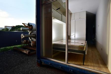 Entrepreneur to launch shipping containers turned into hotels