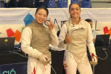 Berthier clinches silver and bronze in Spain