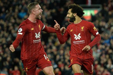 Klopp delighted as Liverpool show resilience in comeback win
