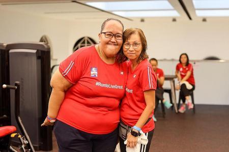 Losing 25kg is Nur Leha Razali's biggest gain