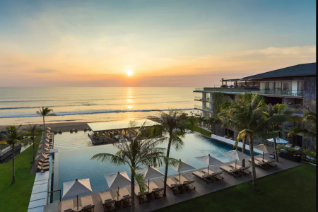 Bask in blissful Bali