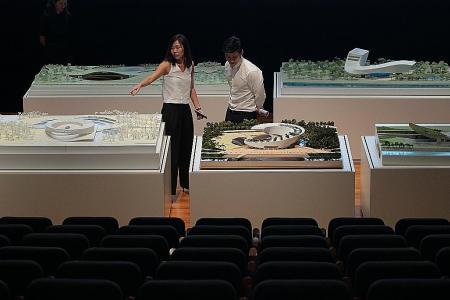 Singaporeans to pick Founders' Memorial design