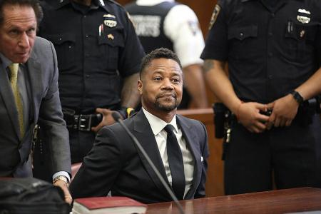 Actor Cuba Gooding Jr hit with new groping charge