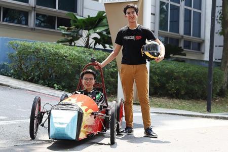 Racing towards a future of electric cars