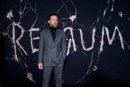 Ewan McGregor takes a shine to Stephen King's Doctor Sleep