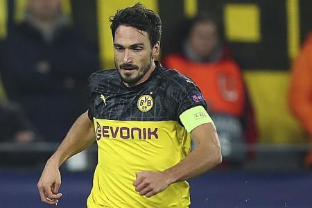 Half-time talk sparked our comeback win, says Dortmund's Mats Hummels