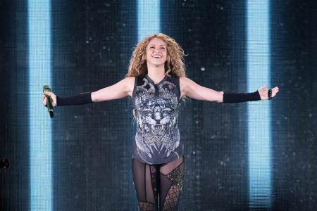 Losing voice was 'darkest moment' of Shakira's life