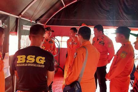 Singaporean diver, 51, still missing after four days