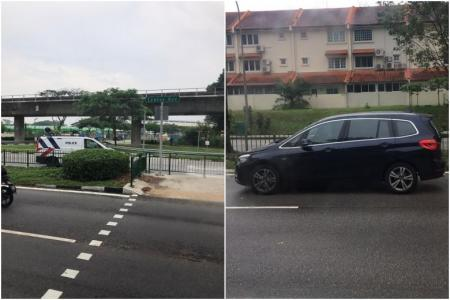 Woman dies in Lentor Avenue accident, driver arrested