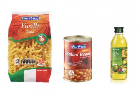 Throw a pasta party with FairPrice