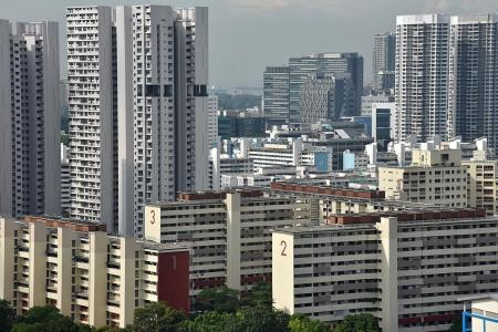 Jump in number of HDB resale flats sold in October