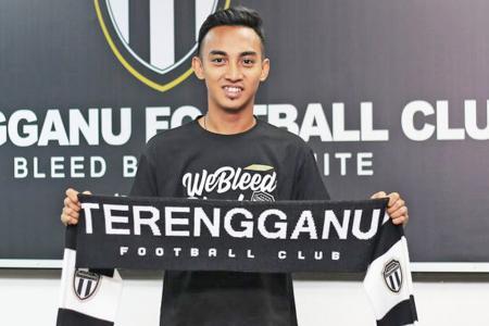 SPL Player of the Year Faris Ramli joins Terengganu