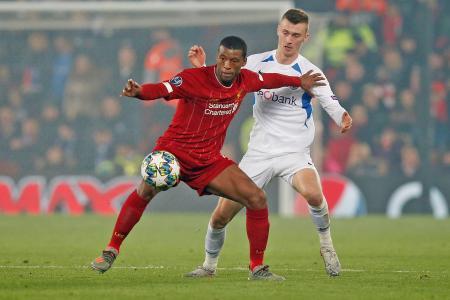 Georginio Wijnaldum: How Liverpool became 'mentality monsters'